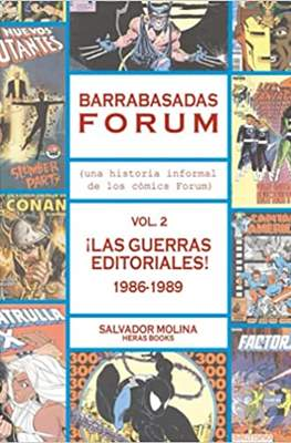 Barrabasadas Forum (Rústica 92-119 pp Color) #2