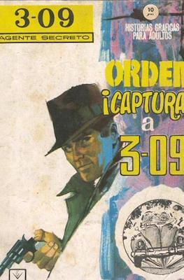 3-09 agente secreto (Rústica) #2