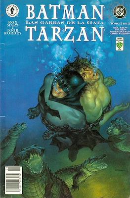 Batman / Tarzan: Las garras de la gata #2