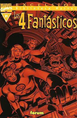 Biblioteca Marvel: Los 4 Fantásticos (1999-2001) (Rústica 160 pp) #31