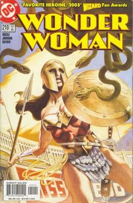 Wonder Woman Vol. 2 (1987-2006) (Comic Book) #210