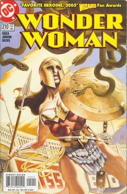 Wonder Woman Vol. 2 (1987-2006) #210