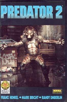 Predator 2 #2