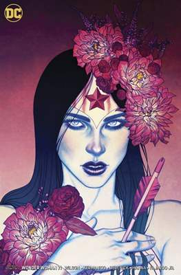 Wonder Woman Vol. 5 (2016- Variant Cover) (Comic Book) #71