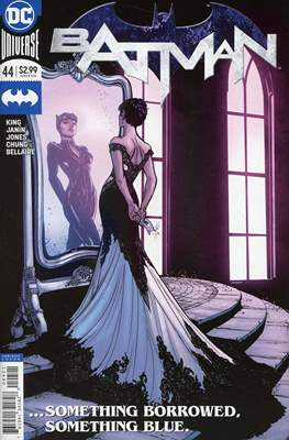 Batman Vol. 3 (2016- Variant Cover) (Comic Book) #44.1