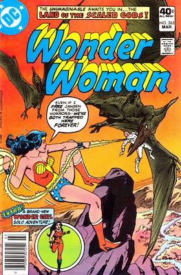 Wonder Woman Vol.1 (1942-1986; 2020-) (Comic Book) #265
