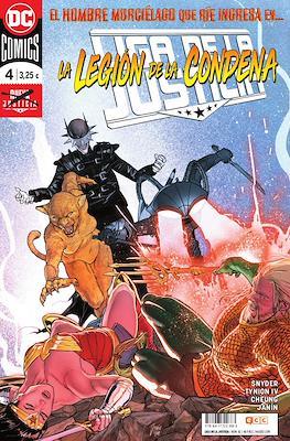Liga de la Justicia. Nuevo Universo DC / Renacimiento (Grapa) #82/4