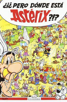 ¿¡¿Pero dónde está Astérix?!?