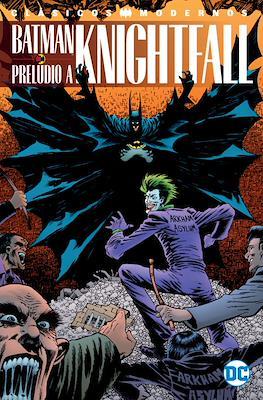 Batman: Knightfall - DC Clásicos Modernos (Rústica) #0