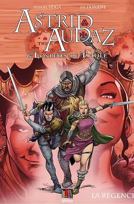 Astrid, Audaz & Los reyes de Thule #2