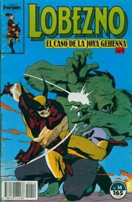 Lobezno vol. 1 (1989-1995) (Grapa) #14