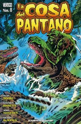 La Cosa del Pantano (2006-2008) (Rústica 64 pp) #8