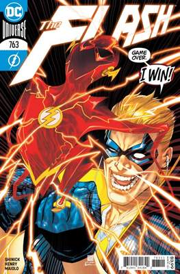 Flash Comics / The Flash (1940-1949, 1959-1985, 2020-) #763