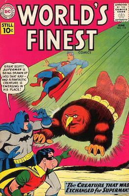 World's Finest Comics (1941-1986) (Comic Book) #118