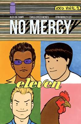 No Mercy (Comic Book) #11