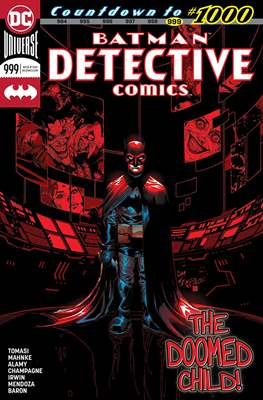 Detective Comics Vol. 1 (1937-2011; 2016-) (Comic Book) #999