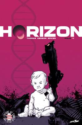 Horizon (Comic-book) #10