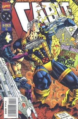 Cable Vol. 2 (1996-2000) (Grapa 24 pp) #6