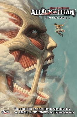 Attack On Titan: Antología