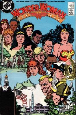 Wonder Woman Vol. 2 (1987-2006) (Comic Book) #32