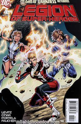 Legion of Super-Heroes Vol. 6 (2010-2011) (Comic-book) #4