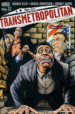Transmetropolitan (Rústica 48-144 pp) #11