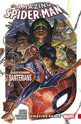 The Amazing Spider-Man Vol. 4 (2015) (Softcover) #1.1