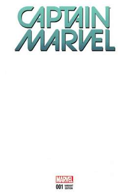 Captain Marvel Vol. 9 (2016 Variant Cover) (Comic Book) #1