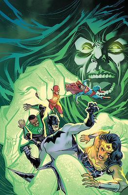 Liga de la Justicia. Nuevo Universo DC / Renacimiento (Grapa) #106/28