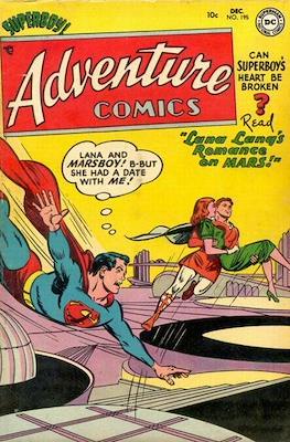 New Comics / New Adventure Comics / Adventure Comics (1935-1983 ; 2009-2011) (Comic Book) #195