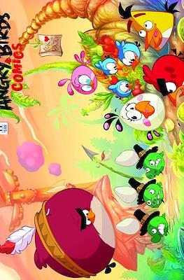 Angry Birds Comics (2016) (Grapa) #11.5