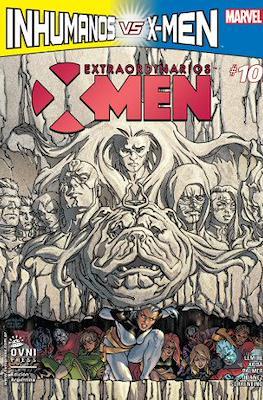 Extraordinarios X-Men (Grapa 48 pp) #10