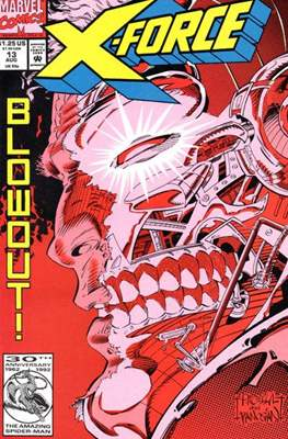 X-Force Vol. 1 (1991-2002) (Comic Book) #13
