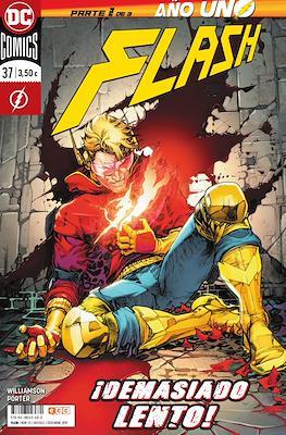 Flash. Nuevo Universo DC / Renacimiento (Rústica - Grapa) #51/37