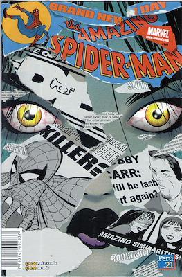 The Amazing Spider-Man (Grapas) #561