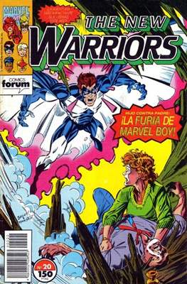 The New Warriors (Comic-Book) #20