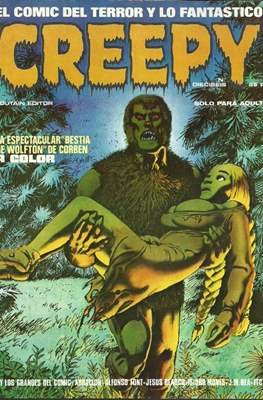 Creepy (Grapa, 1979) #16