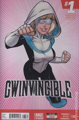 Invincible (Variant Covers) (Comic-book) #135