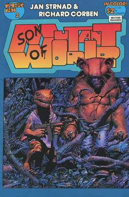Son of Mutant World (Comic Book) #2