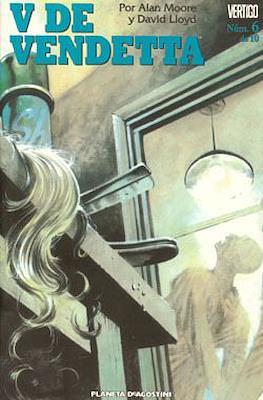V de Vendetta (Grapa, 32 páginas (2006)) #6