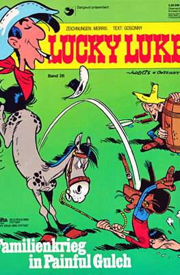 Lucky Luke (Softcover) #26