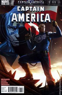 Captain America Vol. 5 (2005-2013) (Comic-Book) #617