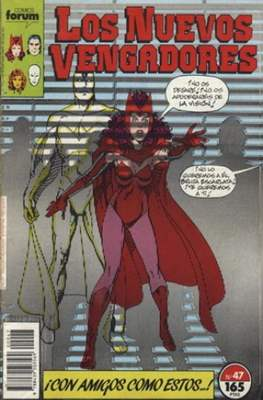 Los Nuevos Vengadores Vol. 1 (1987-1994) (Grapa 32 pp) #47