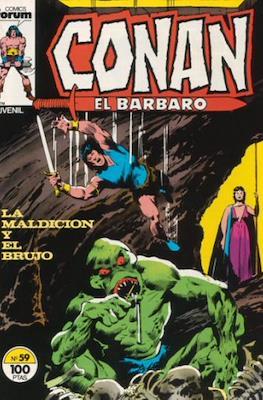 Conan el Bárbaro (1983-1994) (Grapa 24-36 pp) #59