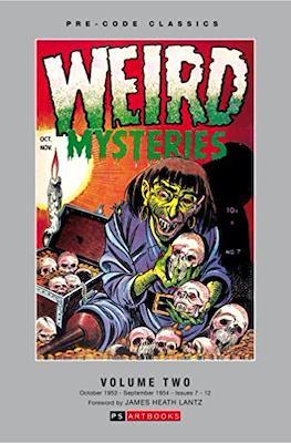 Weird Mysteries - Pre Code Classics (Cartoné) #2