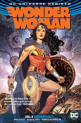 Wonder Woman Vol. 5 (2016-) (Softcover) #4