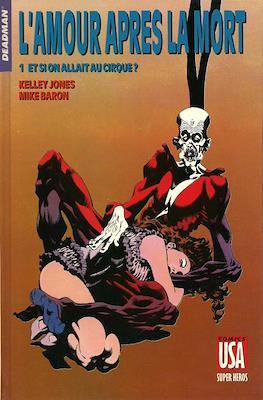 Comics USA Super Héros #40