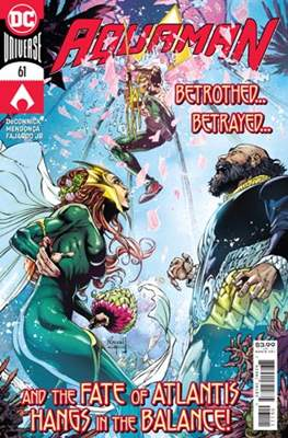 Aquaman Vol. 8 (2016-) (Comic Book) #61