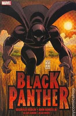 Black Panther (Vol. 4 2005-2008)