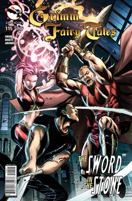 Grimm Fairy Tales (Comic Book) #115